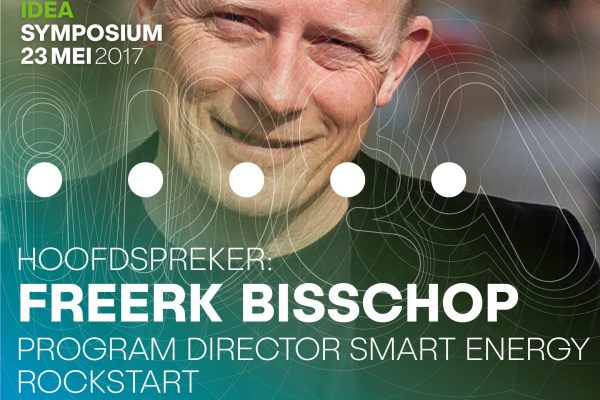 PROGRAM DIRECTOR SMART ENERGY SPREEKT OP IDEA SYMPOSIUM